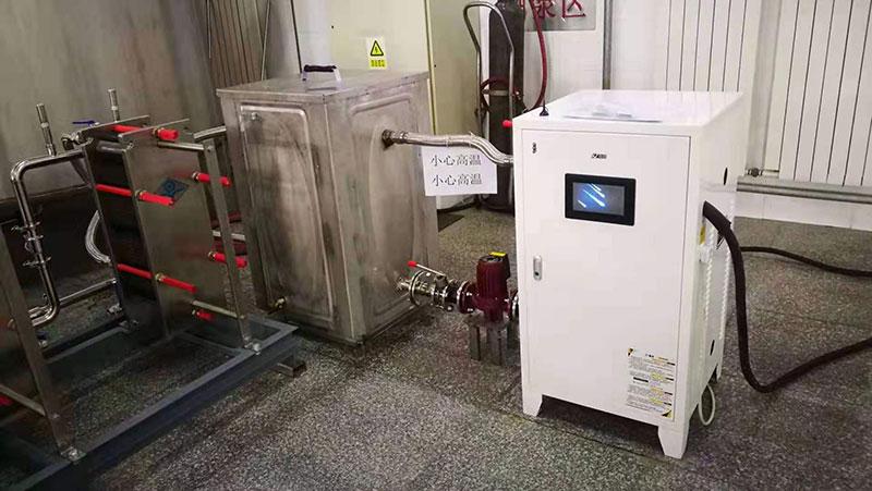 天津天阳葡萄酿酒电锅炉